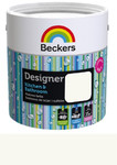 Beckers Emulsja Designer Kitchen & Bathroom linen white 2,5l