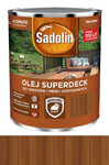 Sadolin Olej Do Tarasów Superdeck wenge  750ml