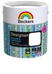 Beckers Emulsja Designer Kitchen & Bathroom  white 2,5l