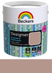 Beckers Emulsja Designer Kitchen & Bathroom morning coffee 2,5l