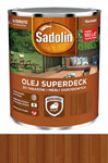 Sadolin Olej Do Tarasów Superdeck palisander  750ml
