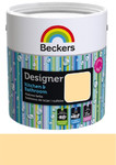 Beckers Emulsja Designer Kitchen & Bathroom yellow grapefruit 2,5l