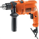 Black & Decker Wiertarka udarowa 500W, KR504RE
