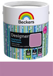 Beckers Emulsja Designer Kitchen & Bathroom lofty violet 2,5l