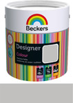 Beckers Emulsja Designer Colour stony grey 2,5l