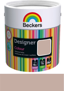 Beckers Emulsja Designer Colour cup of coffee 2,5l