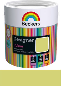 Beckers Emulsja Designer Colour apple 2,5l