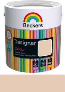 Beckers Emulsja Designer Colour almond 2,5l