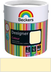 Beckers Emulsja Designer Colour banana 2,5l