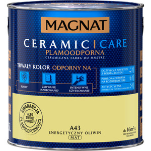 Magnat Emulsja  Ceramic Care energetyczny oliwin A43 2,5l