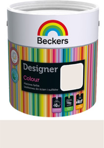 Beckers Emulsja Designer Colour caramel pudding 2,5l