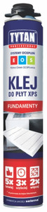 Tytan Professional Klej EOS do płyt XPS pistolet 750ml