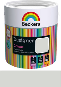 Beckers Emulsja Designer Colour healing grey 5l