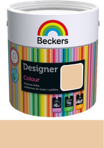 Beckers Emulsja Designer Colour light brown 5l