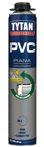 Tytan Professional Piana PVC pistoletowa 750ml