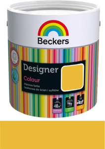 Beckers Emulsja Designer Colour juicy orange 5l